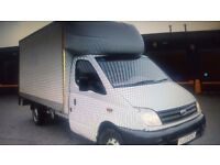Man and van service house removals