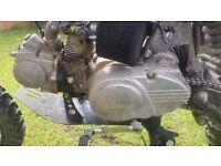 stomp 110 pit bike