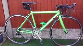 Racing(Road) bike. Excellent condition