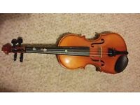"used violin 1/4"" for sale"