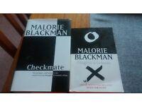 Girls books - Malorie Blackman books