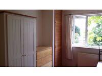 Spacious double room near New Madlen