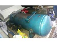 200 liter cast air tank