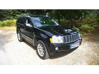 2007 cherokee jeep overland crd diesel 4x4