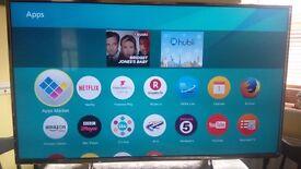 PANASONIC TX-49DX650B 49 Inch SMART 4K Ultra HD LED TV IN VGC