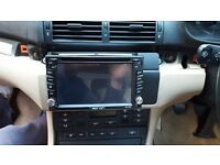 Eonon Double Din Stereo with android, Bluetooth, sat Nav, Hands free, Touch screen. As New