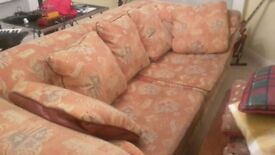 4 Seater sofa For Sale - MUST GO!!