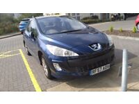 Peugeot 308 SE 1.6v - great car!