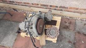 Honda CRV B20 gearbox automatic