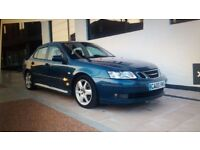 SAAB 9.3 VECTOR SPORT- 4 DR - 1.9 TDI -AUTOMATIC - ALL LEATHER SEATS - REAR DARK WINDOWS - SENSORS