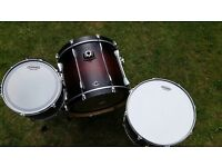 Tama Superstar 4piece shell kit for sale or trade