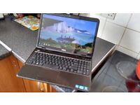 laptop dell inspiron 5110,intel i3,with brand new battery