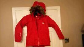 Girls winter ski jacket 11/12 years old