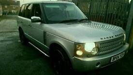 Range rover 4.4 v8 2004. Full service history 133k from new 2 registered keepers 22 inch wheels