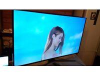 "SAMSUNG Ue49KU6400UXXU Smart Ultra HD 4k 49""LED TV...Ex-Display/New...No scratch or dent.."