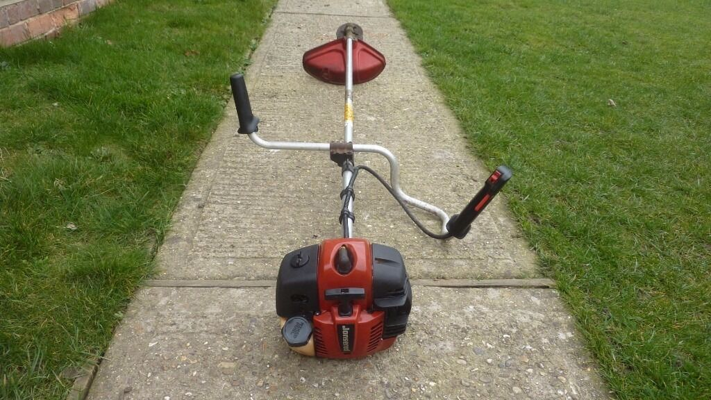 Jonsered/husqvarna professional cowhorn petrol strimmerin Lewes, East SussexGumtree - Jonsered/husqvarna professional petrol strimmer in working order with cowhorn handles, ring anytime on 01825723693 or 07399905367 no texts please, located newick not lewes