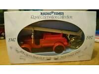 Radio times royal celebration fire engine