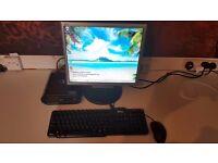 Dell Studio Hybrid small desktop pc