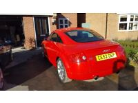 Audi TT 2002 red excellent condition for year mature owner well looked after £2000