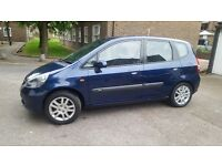 Honda jazz automatic 1.3 service history Mot an tax till April 2018 low mileage 65k in perfect condt