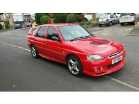 FORD ESCORT 1.8 GTI with Body Kit and Modifications