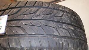 P205/55R16 Radial Tires.  x 4