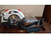 Black & Decker Circular Saw 1150W 230V 170mm