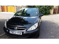 2003 Peugeot 307 2.0 HDi S 5dr (a/c) Diesel @07445775115