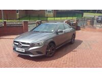 Mercedes CLA 2014, 200 Cdi, AUTOMATIC, DIESEL, SAT NAV, SENSORS, PADDLE SHIFT, P/X WELCOME