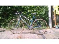 Ladies peugeot vintage retro bicycle