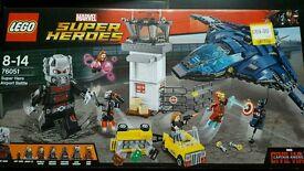 Marvel super hero's lego