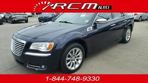 2011 Chrysler 300C LIMITED, NAV, SUNROOF,ONLY 149/BI WEEKLY!!!