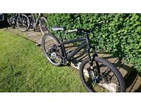 Boys Mountain/Jump Bike - Excelent condition, hardly used, decent spec.