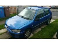 Peugeot 106 1.1 petrol