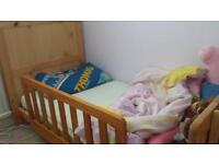 Large cot bed
