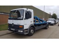 Mercedes atego Recovery truck for 3 cars LEZ COMPLIANCE MOT 8/ 2017 Very good condition 6 new tyres.