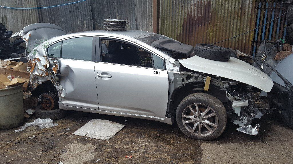Toyota Avensis 2010 2.0 Diesel For Breaking - CALL NOW!!!