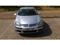 Selling golf mk5 1.9 tdi-ful service history,hpi-clean-very good condition