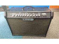 Line 6 Spider IV 120 watt modelling guitar amplifier