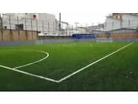 Midday FOOTBALL 6 A SIDE NEAR ALDGATE LIVERPOOL ST EAST LONDON - players wanted