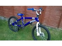 Boys BMX Bike Muddy Fox Excellent Condition
