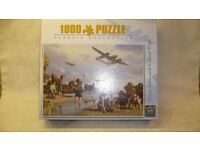 1000 piece King Classic Collection puzzle- Twin Tail & Carrot Tops - 49 x 67 cm
