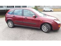 Ford Focus Ghia 2.0L for sale