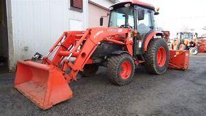 2012 kubota L5740 tracteur LOADER+SOUFFLEUR