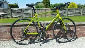 Ridgeback Alloy/Carbon Hybrid Bike