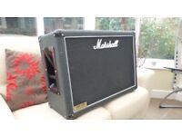 Marshall 2 x 12 speaker cab JCM2000 TSLC212 - £160 or offers