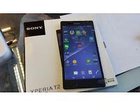 Sony Xperia T2, unlocked & brand new!!!