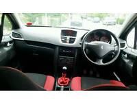 2006 PEUGEOT 207 S 1.4 SUPERB DRIVE, STARTS AND DRIVES, ONE YEAR FULL MOT (APRIL 2018)