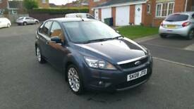 2008 FORD FOCUS 1.6 ZETEC FACELIFT EXCELLENT CONDITION DRIVES WELL