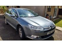 CITROEN C5 2.0HDI EXCLUSIVE AUTO TOP OF RANGE LEATHER HEATED SEATS DRIVERS HAS MASSAGE